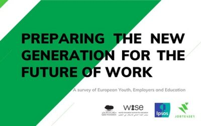 Preparing the new generation for the future of work