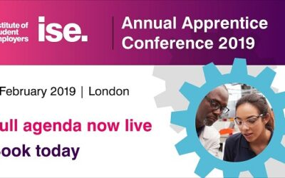 Why you need to attend the ISE Apprenticeship Conference