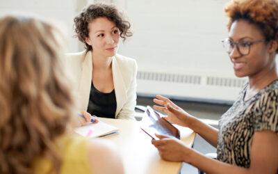 6 pillars to help women achieve career success