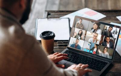 Hybrid vs online vs live careers events